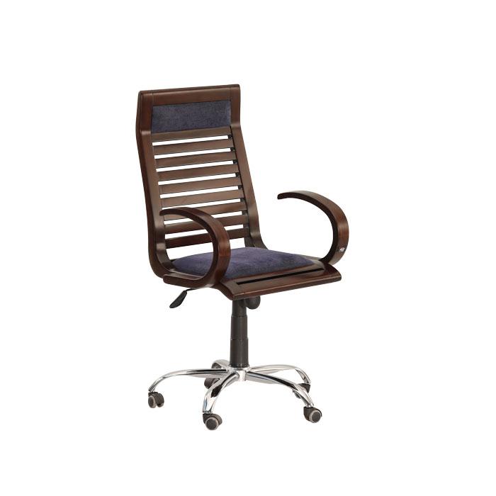 Wooden Swivel Chair CSC-301-3-1-20