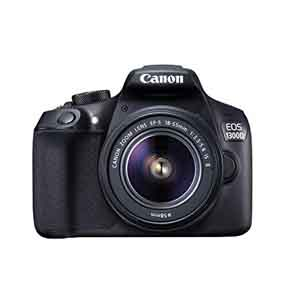 Canon EOS 1300D DSLR 180 MP Built-in Wi-Fi With 18-55mm Lens