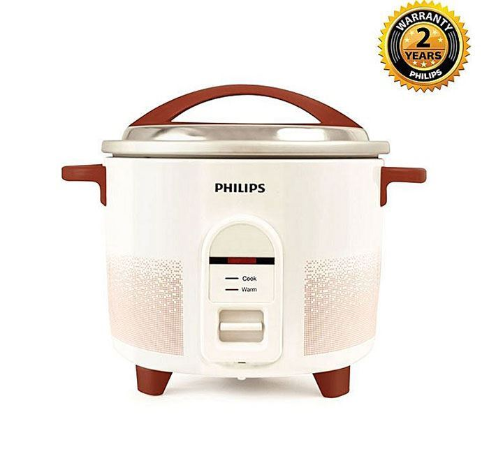 Philips HL166400 - Rice Cookers 2.2L