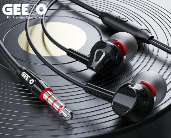 Geeoo X-10 earphone