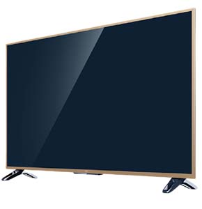 JVCO 43 inch Voice Control Android 4K TV